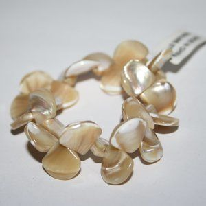 New with tags genuine shell bracelet